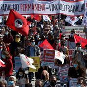 Des milliers de manifestants à Porto contre le sommet social de l'UE