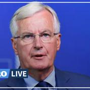 Présidentielle : Michel Barnier a «une ambition immense pour notre pays»