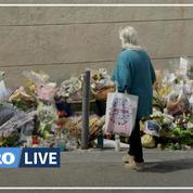 Avignon : rassemblés devant le commissariat, policiers et citoyens ont rendu hommage à Éric Masson