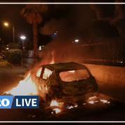 Nuit de violences à Fréjus : «Il y a une guerre de l'État contre l'islamisme radical et le trafic de stupéfiants», estime Darmanin