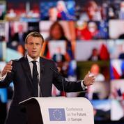 Emmanuel Macron appelle l'Europe à «décider plus vite et plus fort»