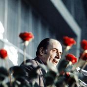 10 mai 1981 : pour François Mitterrand, «l'important (l'emmerdant), c'était la rose»