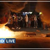 Jérusalem : plus de 300 blessés dans les heurts sur l'esplanade des Mosquées