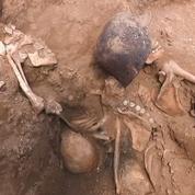 Des archéologues à la recherche des morts oubliés de Stalingrad