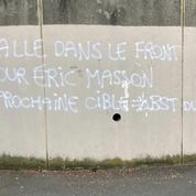 «Balle dans le front pour Éric Masson» : un tag menaçant la police découvert à Lyon