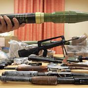 Centrafrique : arrestation d'un Français détenant un important arsenal de guerre