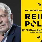 Jacques Weber, président du 38e festival international du film policier à Reims