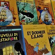 Tintin : la justice rejette les accusations contre un peintre breton pour «exception de parodie»