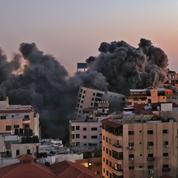 Après les violences à Jérusalem-Est, l'escalade militaire entre Israël et le Hamas