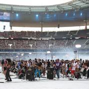 Le concert géant Rock in'1000 reporté à mai 2022 au Stade de France