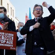Régionales : exclus de la liste de gauche en Paca, les Insoumis déterrent la hache de guerre avec les Verts