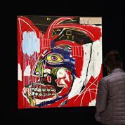 Un tableau de Basquiat atteint 93,1 millions de dollars