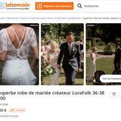 Pour ou contre: porter une robe de mariée d'occasion?