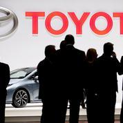 France: Toyota: bond de 10,3% du bénéfice net sur un an