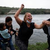 Les interpellations de clandestins à la frontière américano-mexicaine en hausse