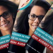 Régionales en Île-de-France : la tête de liste PS en Seine-Saint-Denis lâche Audrey Pulvar