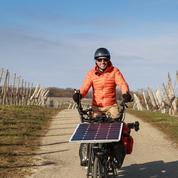 1200 km à vélo solaire pour mettre en lumière les producteurs locaux d'Alsace