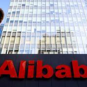 Alibaba annonce un milliard d'euros de perte trimestrielle