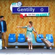 Des manifs des gilets jaunes au quai du métro, chaque jour une minute de danse depuis 2015