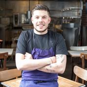 Matthias Marc ouvre Liquide, sa taverne moderne, dans le centre de Paris