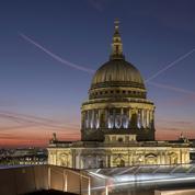 Une toiture qui fuit et des touristes disparus, la cathédrale Saint-Paul de Londres menacée de fermeture