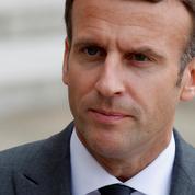 Proche-Orient: Macron souligne «l'urgence d'un retour à la paix»