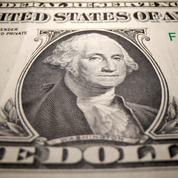 Le dollar faiblit sans hausse des taux américains en vue