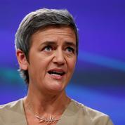 «Il est beaucoup trop tôt» pour envisager un second plan de relance européen, estime Margrethe Vestager