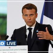 La France va annuler sa créance vis-à-vis du Soudan, soit près de 5 milliards de dollars