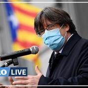 Les deux principaux partis indépendantistes catalans annoncent un accord de gouvernement