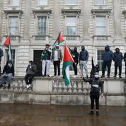 Quatre hommes arrêtés à Londres, soupçonnés d'avoir proféré des insultes et menaces antisémites