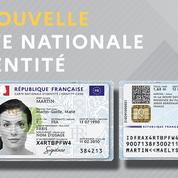La nouvelle carte d'identité arrive dans 8 nouveaux départements métropolitains