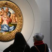La Galerie des Offices a vendu la version NFT d'une peinture de Michel-Ange