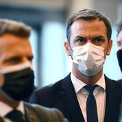 Fin du masque dehors : «On y arrivera bientôt», estime Olivier Véran