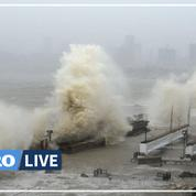 Inde : 96 personnes portées disparues en mer, à cause du cyclone Tauktae