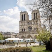 Pollution au plomb : le parvis de Notre-Dame de Paris fermé provisoirement