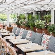 En Île-de-France, dix restaurants avec terrasse à l'esprit campagne