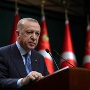 Washington dénonce les propos «antisémites» du président turc Erdogan