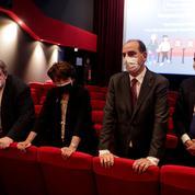 Pour la réouverture des cinémas, le premier ministre Jean Castex s'offre une toile