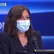 Terrasses éphémères : «Les professionnels qui ne respecteront pas les règles du jeu seront sanctionnés», prévient Hidalgo