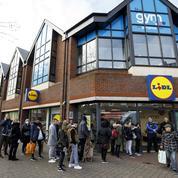 Lidl organise un jeu concours pour faire gagner une nuit dans un de ses magasins en Irlande