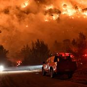 Grèce : des villages évacués lors du premier feu de forêt important de la saison