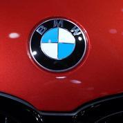 BMW s'attend à une amende moindre qu'initialement