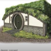 Au Royaume-Uni, une tanière du Hobbit comme bibliothèque pour enfants