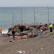 Espagne: une centaine de migrants tentent en vain d'entrer à Melilla