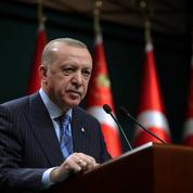 Turquie: Erdogan porte plainte contre une opposante qui l'a comparé à Netanyahou