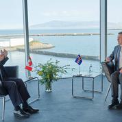 Les pays de l'Arctique réunis face à la montée des températures et des frictions