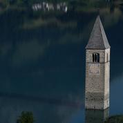 Un village italien englouti par un barrage il y a 70 ans refait surface dans le Trentin