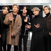 Après Dynamite ,les rois de la K-Pop BTS reviennent avec Butter ,un second single en anglais
