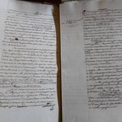 Les manuscrits de Cambacérès retournent dans sa ville natale